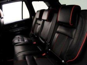 отделка деревом, шпоном, Рендж Ровер Спорт Стартех, Range Rover Sport Startech
