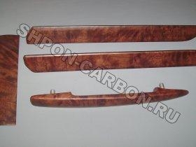 отделка деревом, шпоном, Мерседес-Бенц Виано